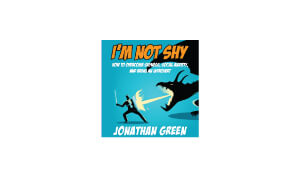 Audiobook Narrator Steve Edwards Narrates I'm Not Shy